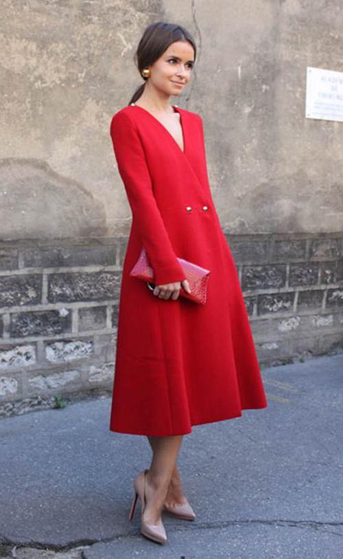 vestidos de invierno baratos