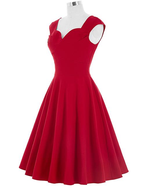vestidos vintage fiesta