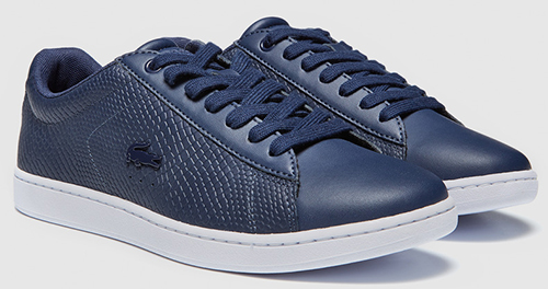 zapatos mujer lacoste