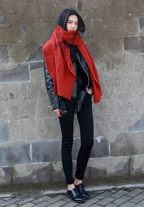bufandas manta