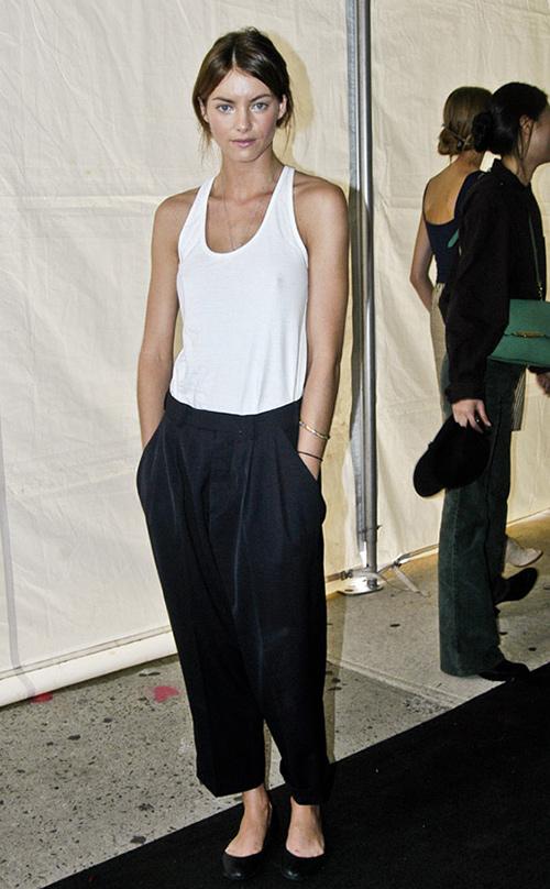 10 formas de combinar pantalones anchos; ¡Irás única