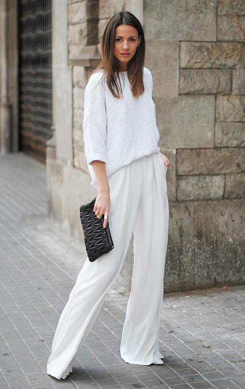 pantalones cintura alta