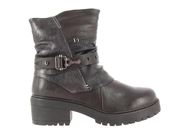 sandalia de bota
