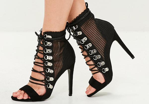 sandalias de tacón baratas