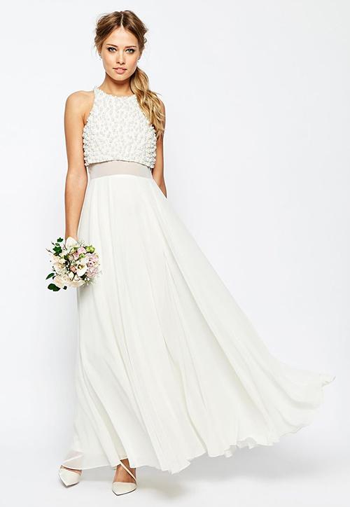 5 marcas de vestidos de novia con precios low cost