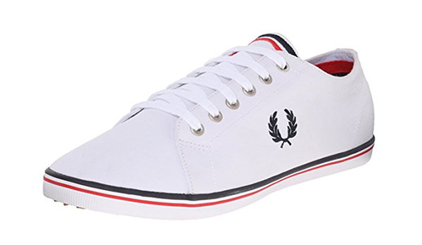 fred perry kingston trainers