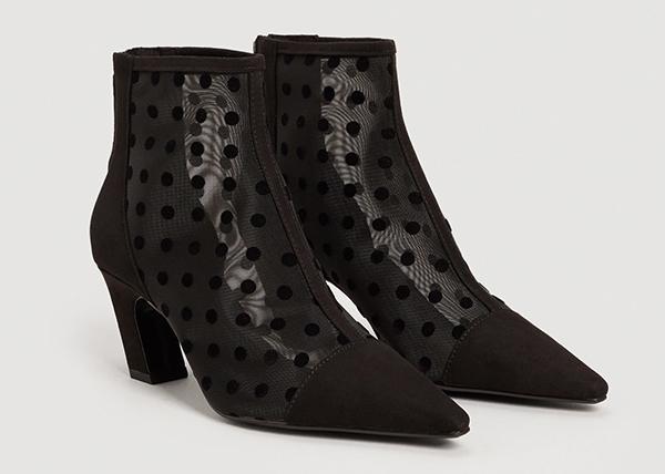 imagenes de botas negras de mujer