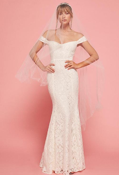 marcas de vestidos de novia low cost