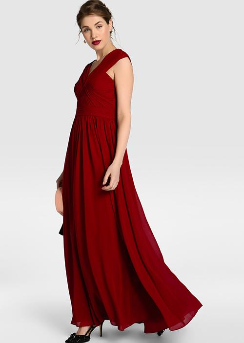 vestido corte romano
