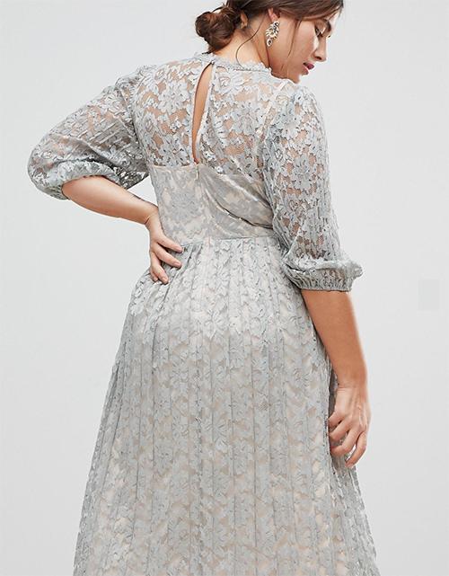vestidos coctel tallas grandes