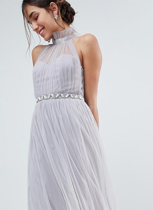 vestidos corte diosa griega