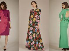 vestidos cruzados largos