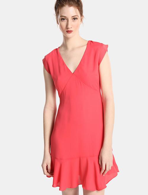 vestidos de mujer manga larga