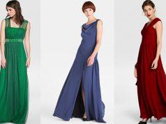 vestidos estilo romano