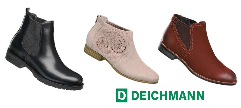 botines de mujer baratos online Deichmann