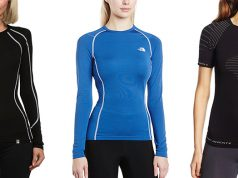 camiseta invierno running