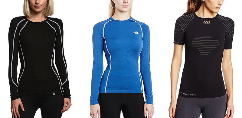 camiseta invierno running