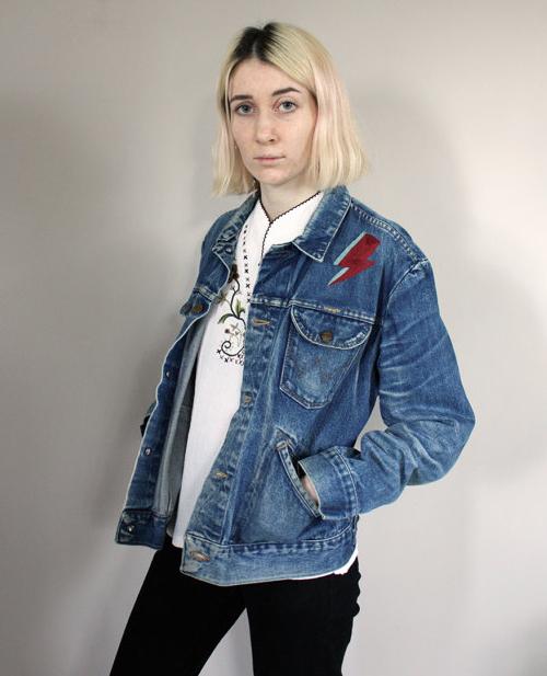 chaqueta de pana mujer