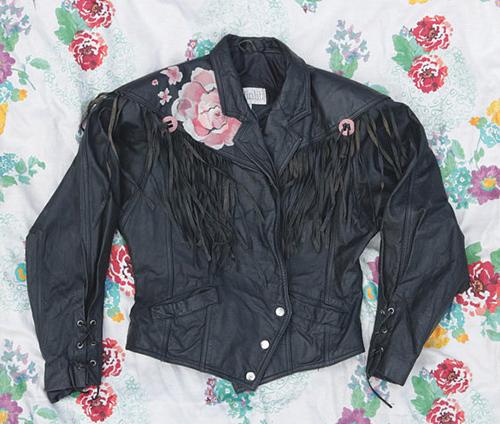 chaquetas vintage mujer