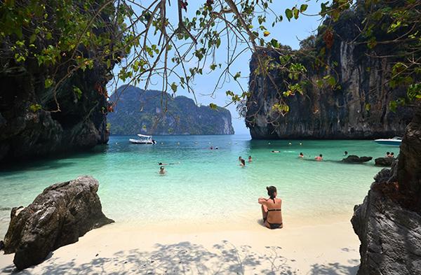 Tailandia semana santa