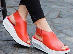 calzado mbt mujer