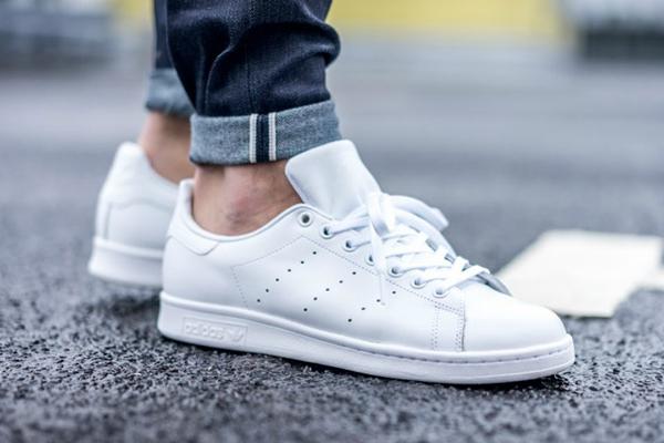 como lavar zapatillas blancas