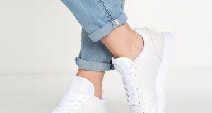 como limpiar las zapatillas blancas