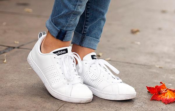 como limpiar zapatillas de tela