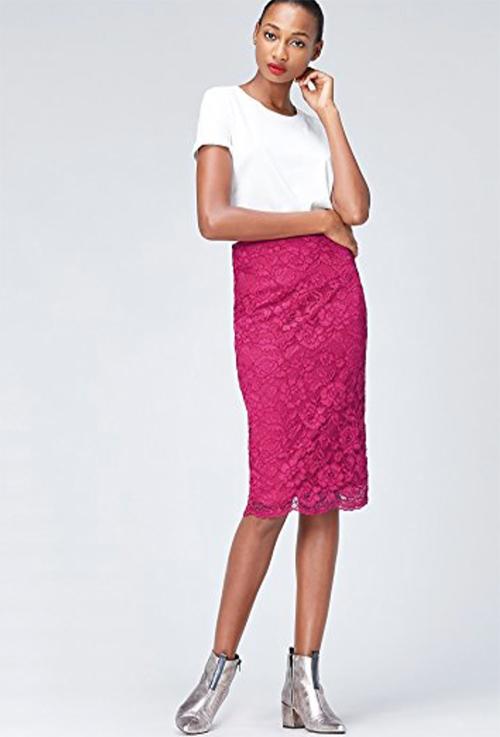 falda de vestir para dama