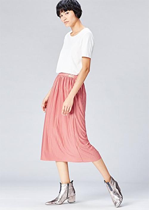 faldas de fiesta zara
