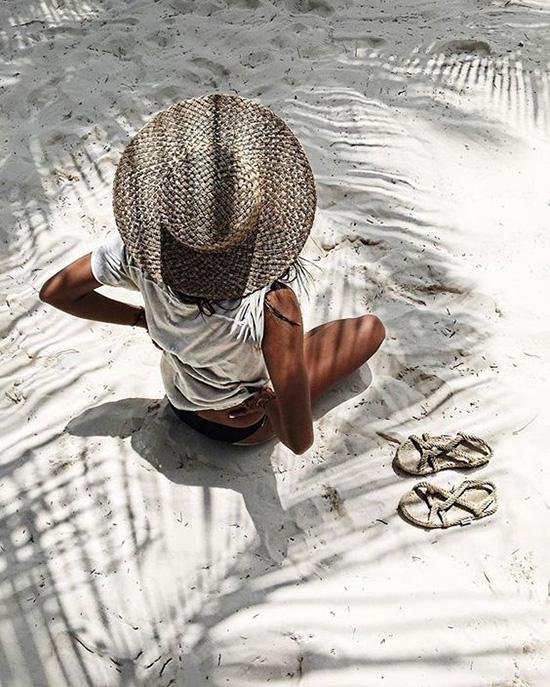 fotos en la playa