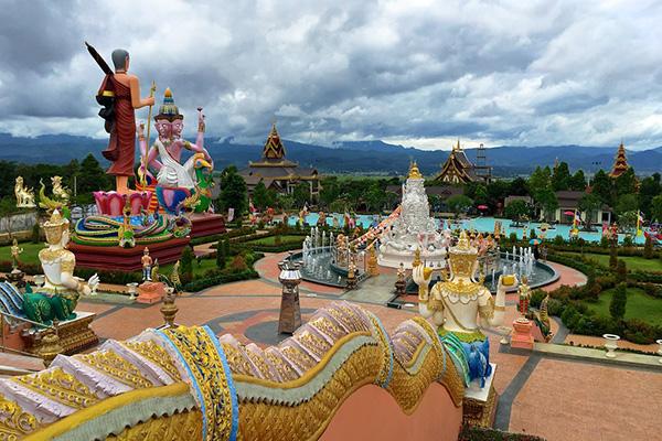 visitar tailandia en verano
