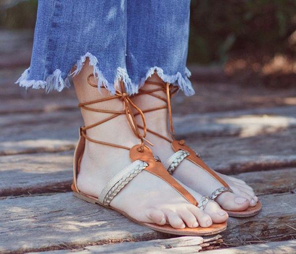 zapatos bajos mujer