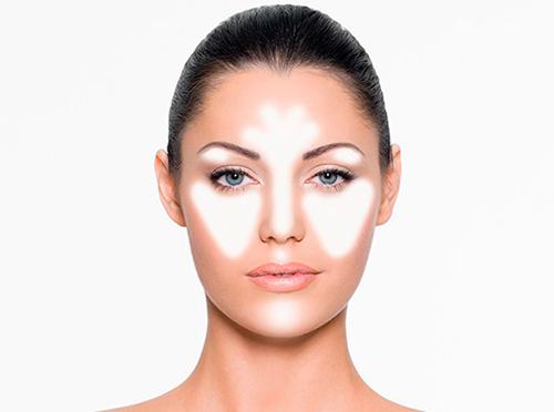 base maquillaje efecto glow