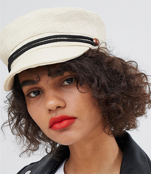gorras a la moda