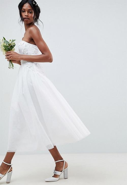 vestido camisero boda