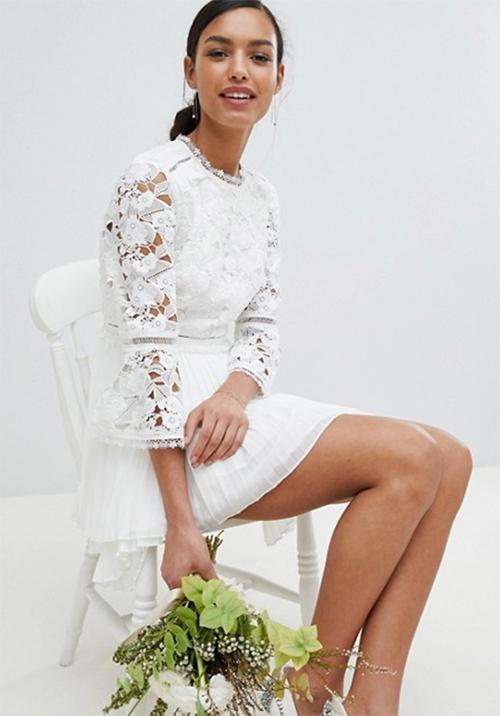 vestido novia pantalon