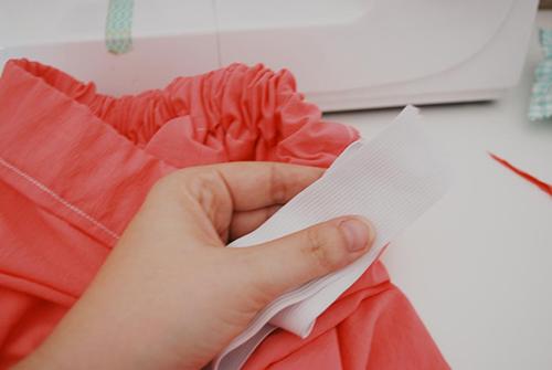 como hacer una falda recta sin patron