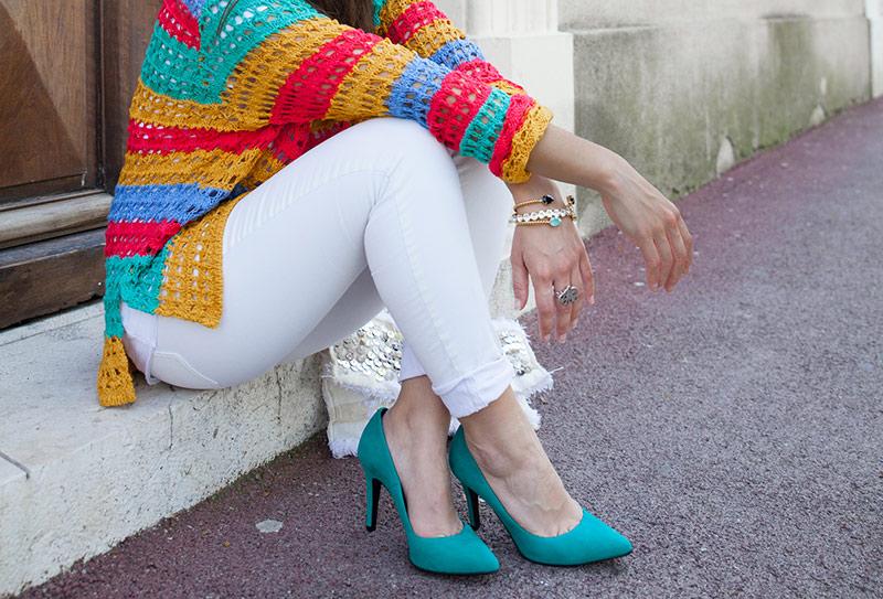 como se hace el color turquesa