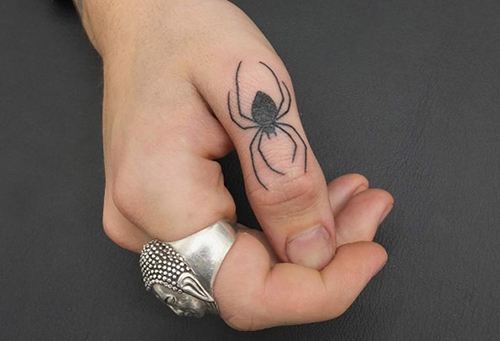 infinito con los dedos