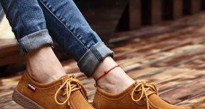 como limpiar botas de ante beige