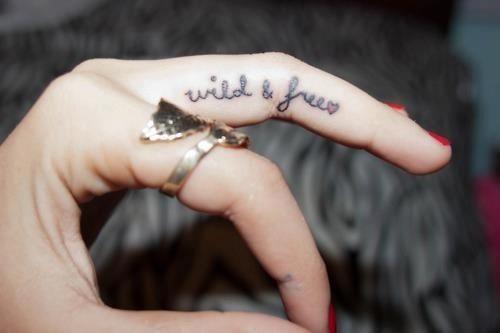 tatuajes dedos significado