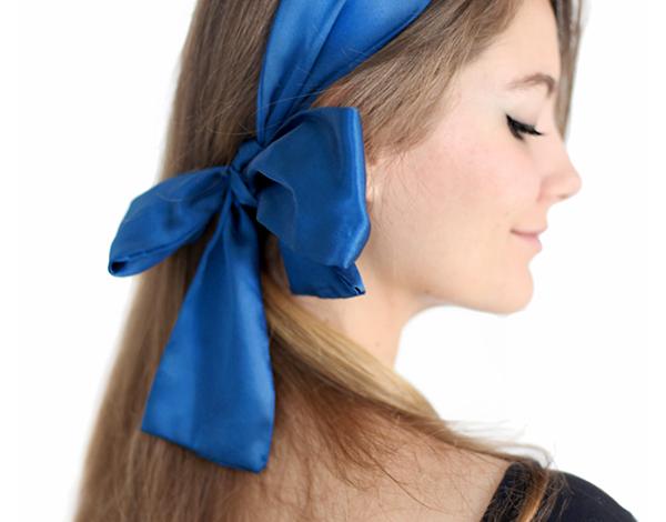 Cómo hacer lazos para el pelo  ¡Muy fáciles! - trucosymanualidades.com 31c2b09b639d