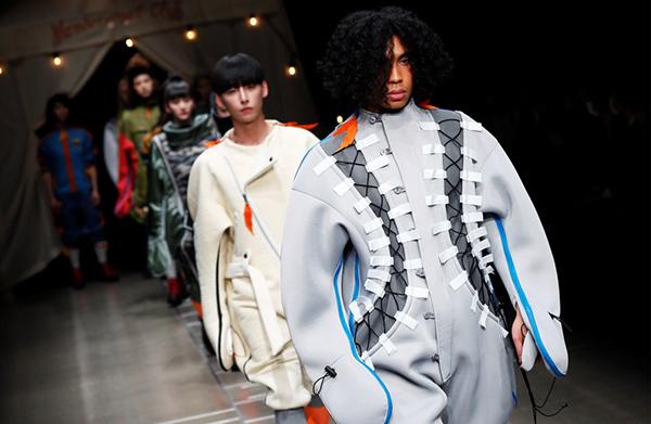 moda en tokio