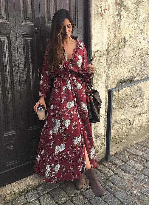 vestir informal mujer