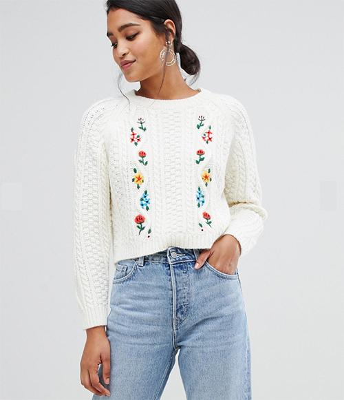 jerseys anchos moda