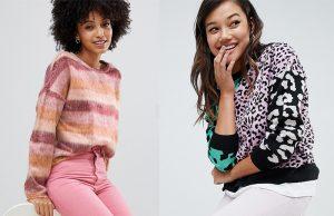 jerseys mujer moda joven