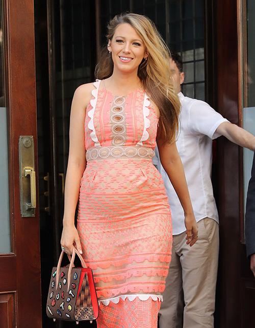 vestido fiesta embarazada