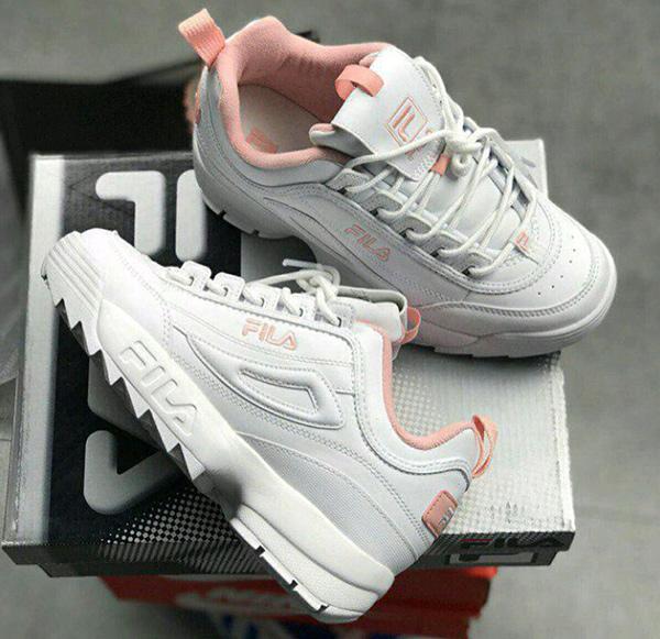 calzado fila