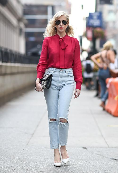 como vestir bien a diario mujer